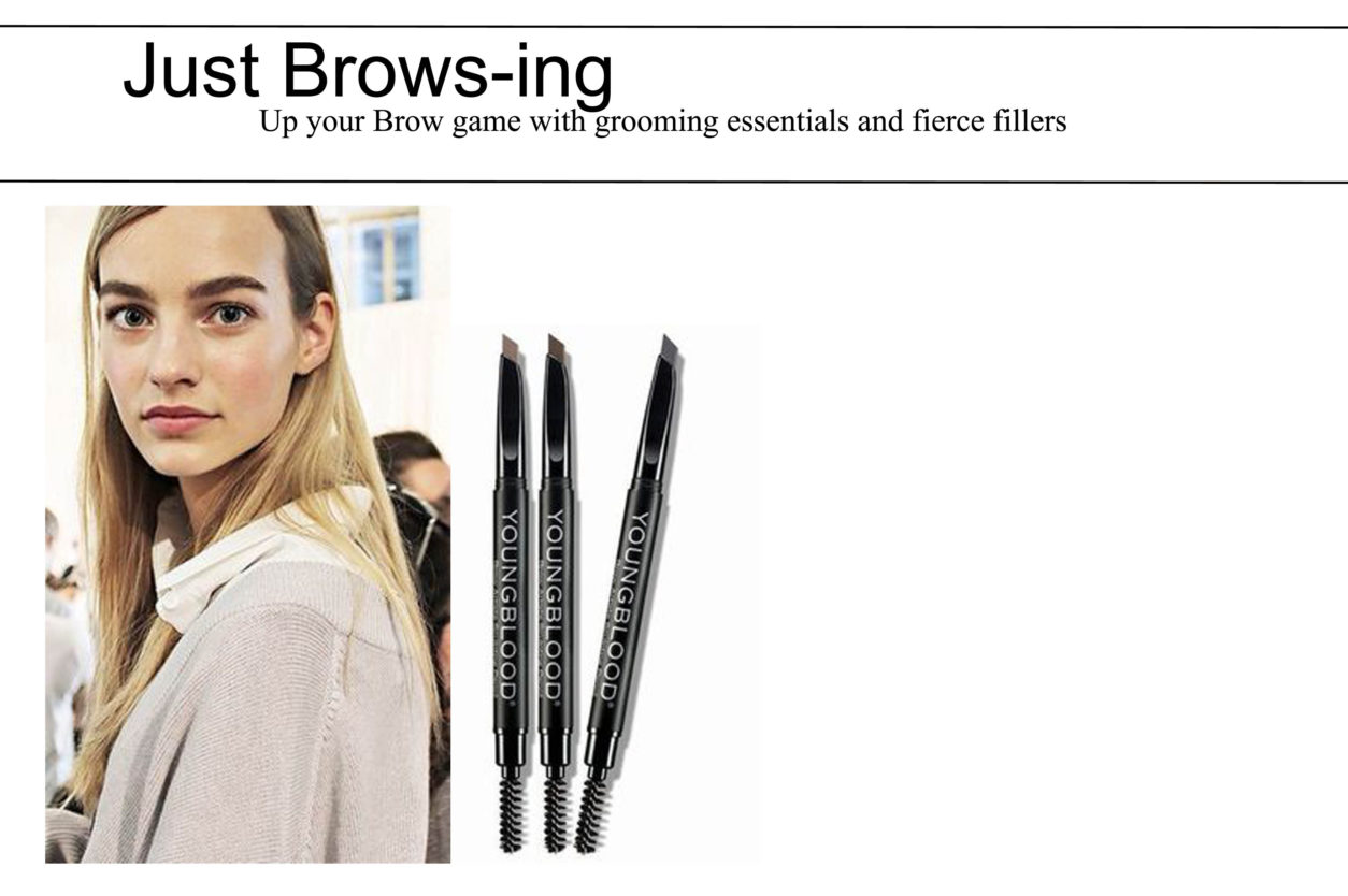 For the Perfect Brows…..