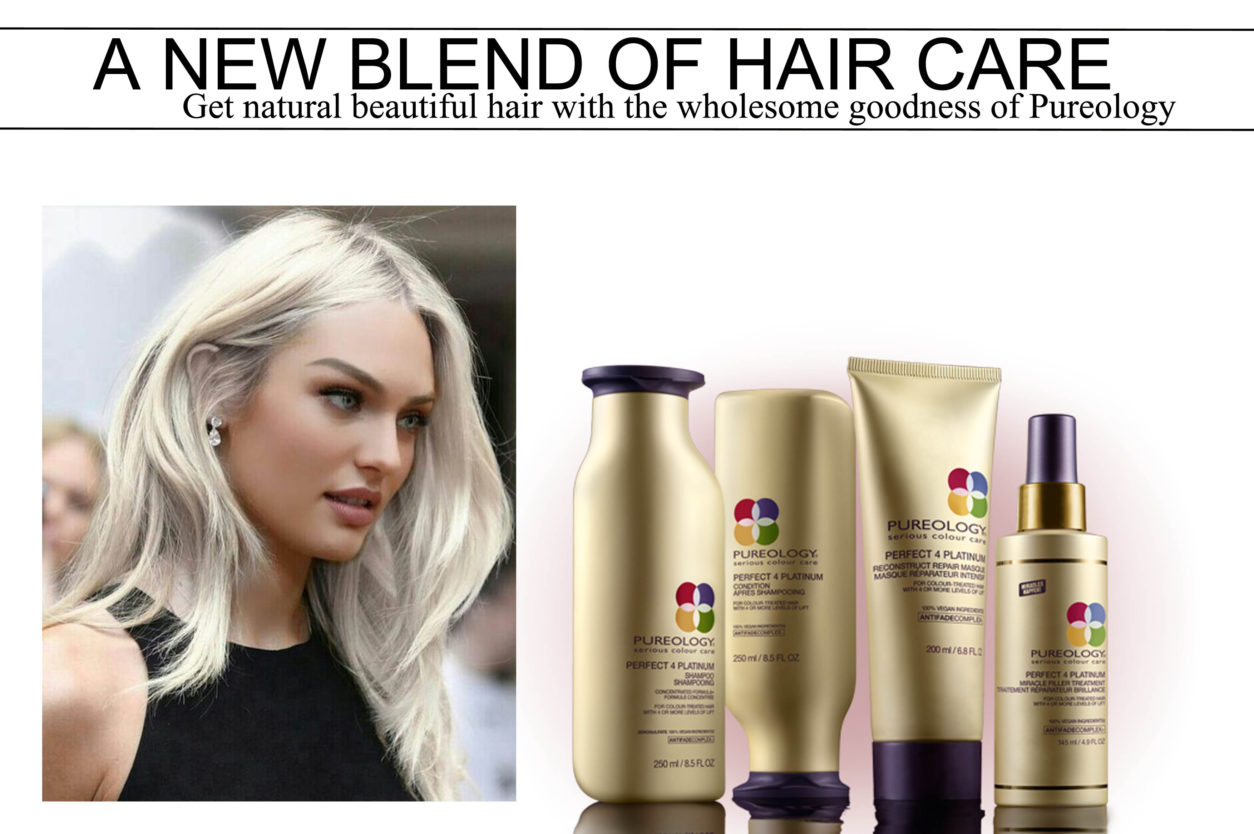 We LOVE this Range for Blond